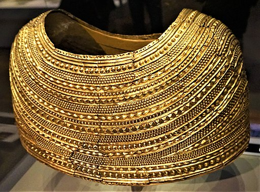 Gold Mold Cape - Bronze Age - Wales