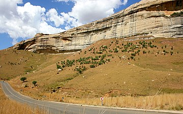 Golden Gate Highlands National Park, view east - panoramio.jpg