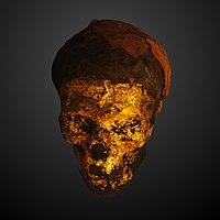 Goldened mummy head-AE AF 12533-P5260472-gradient.jpg