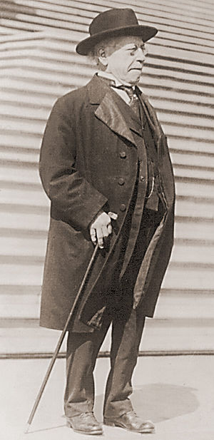 American Alliance for Labor and Democracy - Image: Gompers Samuel c 1920