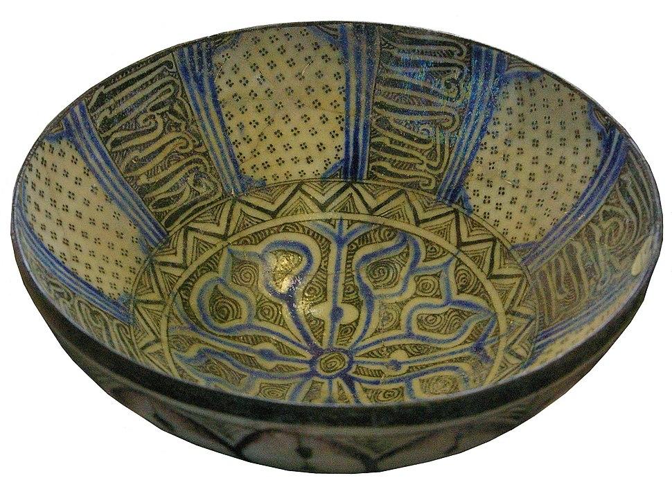 Gorgan chinaware tabriz museum