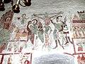 Gotland-Bunge kyrka Wandmalerei 04.jpg