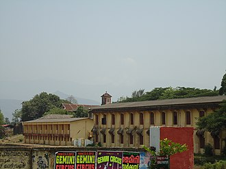 Government Victoria College, Palakkad - Image: Govt Victoria College Palakkad Buildings