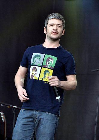 Grégoire (musician) - Image: Grégoire 2011