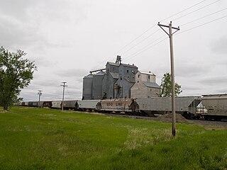 Kintyre, North Dakota Unincorporated community in North Dakota, United States