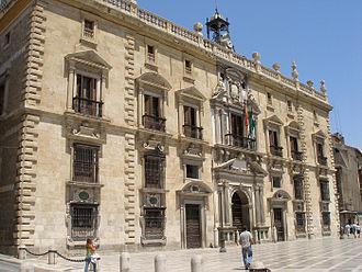Kingdom of Granada (Crown of Castile) - Royal Chancery of Granada.