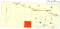Grand River Township, Bowman County, North Dakota.png
