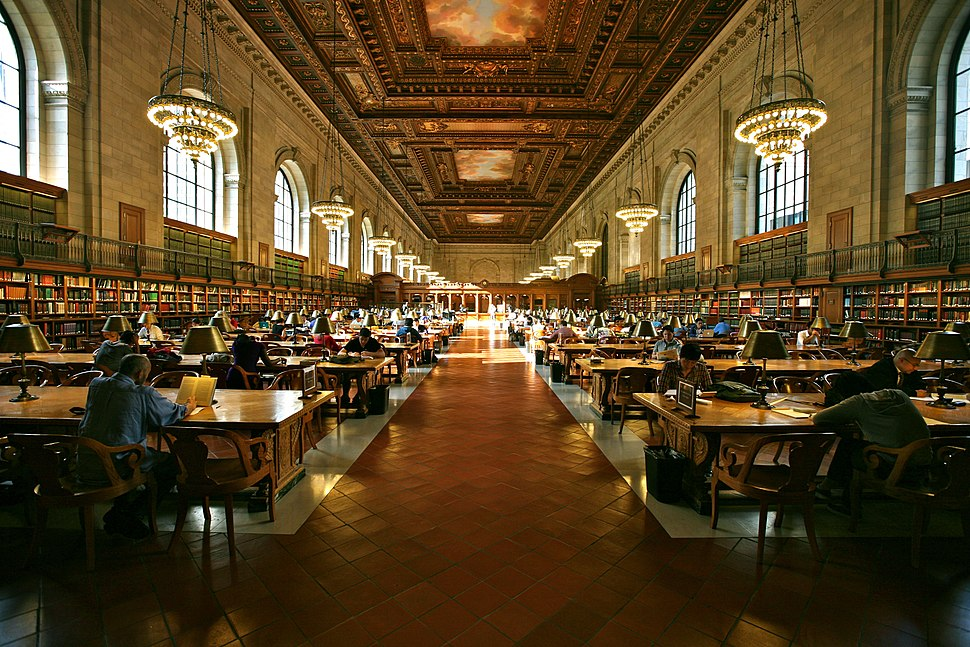 Grand Study Hall, New York Public Library (5914733818)