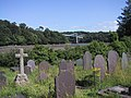 Graveyard at Menai Bridge - geograph.org.uk - 923956.jpg