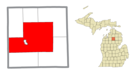 Grayling Township, MI location2.png