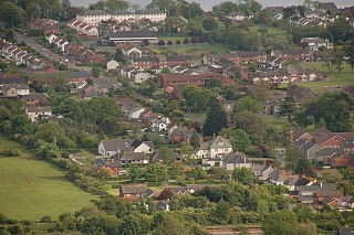 Greenisland Human settlement in Northern Ireland