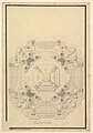 Ground Plan for the Catafalque for Louis XIV (d. 1715) MET DP820112.jpg