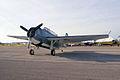 Grumman TBM-3E Avenger BuNo 91436 NL436GM LSideFront SNF 04April2014 (14585603342).jpg