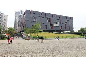 Guangdong Museum - Guangdong Museum main building (2012)