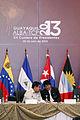 Guayaquil, Inauguración de XII Cumbre de Presidentes ALBA - TCP a cargo del señor Presidente de la República del Ecuador, Rafael Correa Delgado (9401354255).jpg