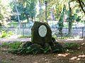 Gubin Mickiewicz-Park Brunnen Karpfenjunge 1900 03.JPG
