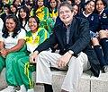 Guillermo Lasso con jóvenes en Loja (cropped).jpg