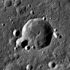 古尔斯特兰德陨石坑