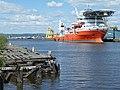 Gulmar Da Vinci in Albert Dock.jpg