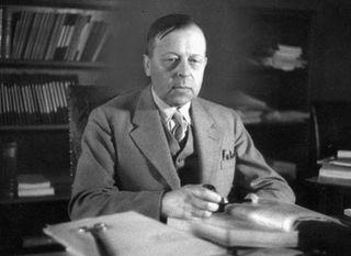 Gunnar Jahn Norwegian politician