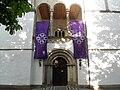 Guntersblum- Evangelische Kirche- Haupteingang 16.5.2009.jpg