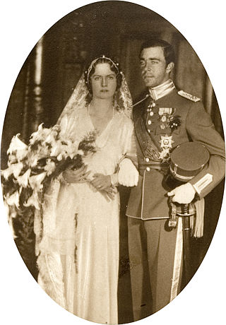 Wedding of Gustaf Adolf, Hereditary Prince of Sweden and Princess Sibylla of Saxe-Coburg and Gotha