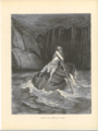 Gustave Dore, The Divine comedy, Inferno, plate 9, Charon, The Ferryman of Hell.tif