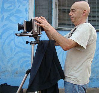 Guy Hersant - in Teshie, Ghana. 2010