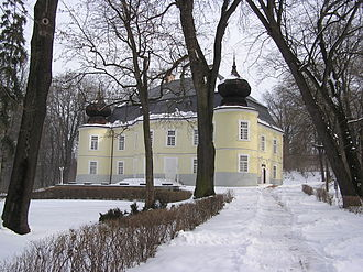 Bátonyterenye District - Image: Gyürky Solymossy Kastély