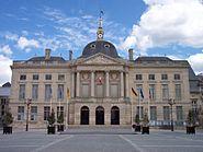 Hôtel de ville de Châlons-en-Champagne (Marne)