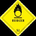 HAZMAT Class 5-1 Oxidizing Agent.png