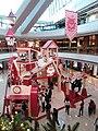 HK 中環 Central IFC Mall 商場 聖誕節 Santa Academy 老人屋 red wood house November 2018 SSG 03.jpg