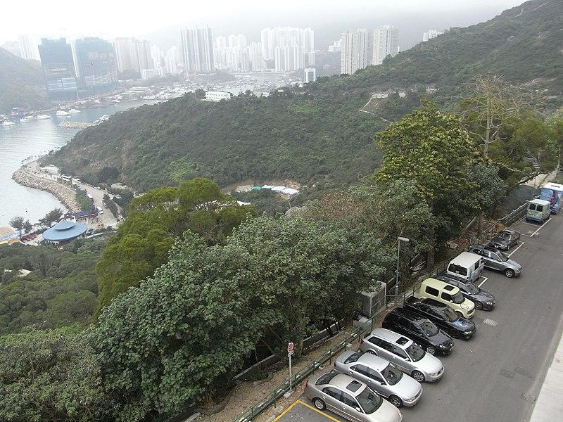 File:HK 海洋公園 Ocean Park view 南灣 Larvotto 香港仔海峽 Aberdeen Channel 01.jpg