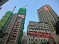 HK 灣仔 Wan Chai 春園街 Spring Garden Lane view 囍匯 The Avenue Dec-2013.JPG