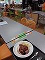 HK 香港理工大學 PolyU 紅磡 Hung Hom Canteen interior June 2019 SSG 06.jpg