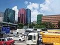 HK Bus 101 view 紅磡 Hung Hum 康莊道 Hong Chong Road August 2018 SSG 23.jpg
