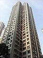 HK Sheung Wan morning 樂古道 3 Lok Ku Road 麗雅閣 Lascar Court facade Nov-2011.jpg