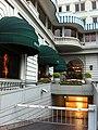 HK TST Peninsula Hotel Hong Kong basement carpark 30-Oct-2012.JPG