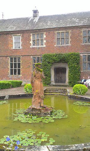 Hellens - Hellens Manor, from East Terrace