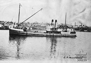 HMAS Allenwood - Image: HMAS Allenwood