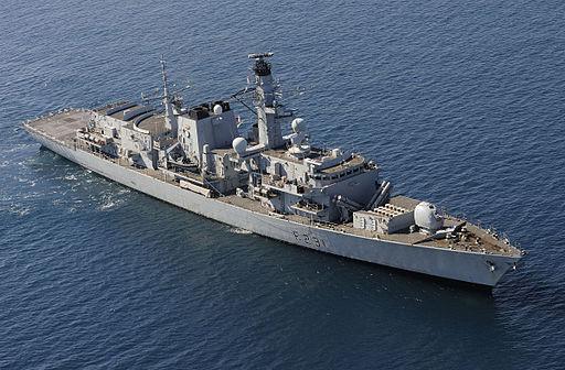 HMS Argyll MOD 45151412