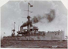 Image illustrative de l'article HMS Dreadnought (1906)