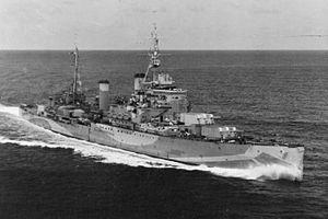 HMS Kenya (14) - Image: HMS Kenya underway