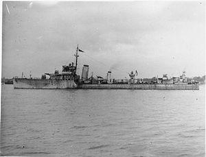 HMS Worcester (I96)