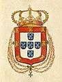HUA-135505-Afbeelding van het wapen van Portugal.jpg
