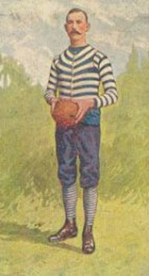 Henry Young (footballer) - Image: H Young 1904