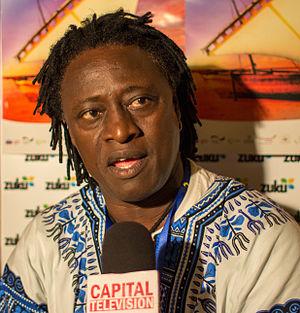 Habib Koité - Image: Habib Koité at ZIFF 2014