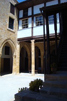 Hadjigeorgakis Kornesios Mansion in Nicosia Republic of Cyprus.jpg
