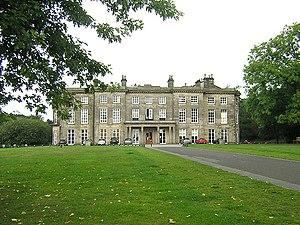 James Lindsay, 24th Earl of Crawford - Haigh Hall, built by James Lindsay