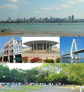 Haikou Prefecture-level city in Hainan, Peoples Republic of China